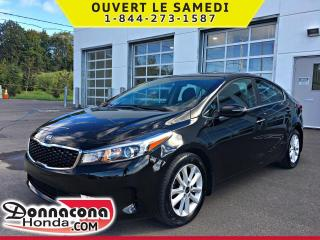 Used 2017 Kia Forte EX *SEULEMENT 25 112 KM* for sale in Donnacona, QC