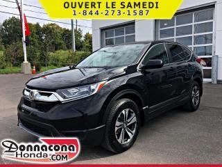 Used 2017 Honda CR-V LX AWD *GARANTIE GLOBALE 11/2021 OU 100 for sale in Donnacona, QC