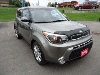 Used 2016 Kia Soul EX for sale in Owen Sound, ON