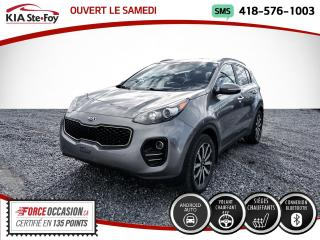 Used 2017 Kia Sportage * EX PREMIUM* AWD* JAMAIS ACCIDENTÉ* UN for sale in Québec, QC