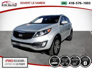 Used 2016 Kia Sportage *EX* CAMERA DE RECUL* SIEGES CHAUFFANTS* for sale in Québec, QC