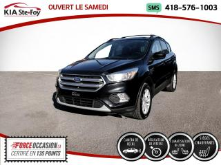 Used 2017 Ford Escape * SE* AWD* JAMAIS ACCIDENTÉ* CAMERA DE R for sale in Québec, QC