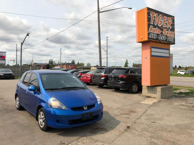 2007 Honda Fit LX w/Cruise Control**ONLY 180KMS**RUNS GREAT*AS IS