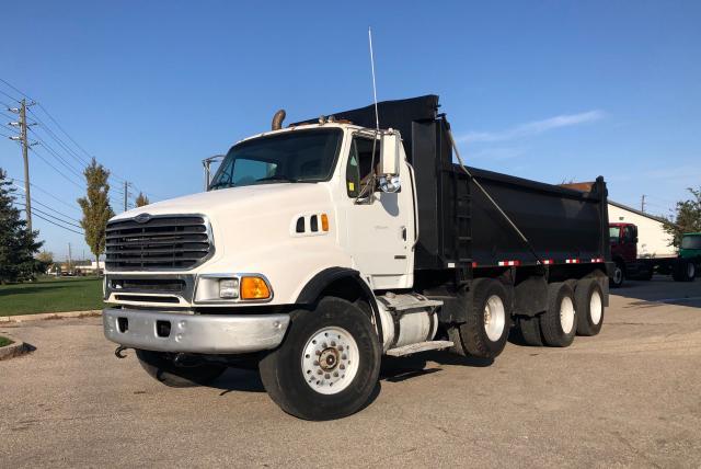 2006 Sterling Heavy Truck TRI AXLE DUMP TRUCK