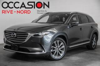 Used 2016 Mazda CX-9 Signature AWD NAVI+CUIR+TOIT.OUVRANT for sale in Boisbriand, QC