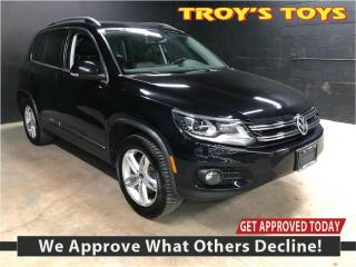 Used 2012 Volkswagen Tiguan Highline for sale in Guelph, ON