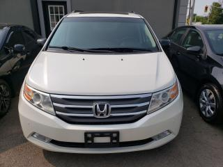 Used 2012 Honda Odyssey Touring*Loaded*Nav*DVD*Power Features* for sale in Hamilton, ON