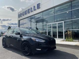 Used 2017 Ford Focus SEL GPS Toit ouvrant for sale in St-Eustache, QC