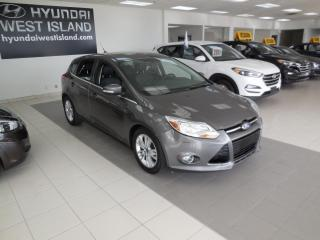Used 2012 Ford Focus SEL AUTO MAGS TOIT CUIR A/C GROUPE ÉLECT for sale in Dorval, QC