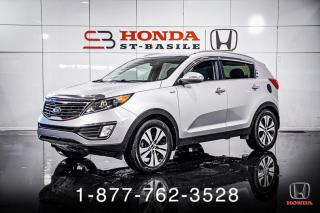 Used 2013 Kia Sportage EX + AWD + A/C + CRUISE + MAGS + WOW! for sale in St-Basile-le-Grand, QC