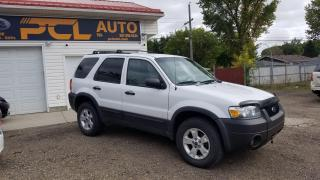 Used 2005 Ford Escape XLT for sale in Edmonton, AB