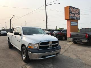 Used 2011 RAM 1500 ST**4X4**RUNS&DRIVES GREAT**CERTIFIED for sale in London, ON