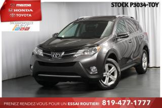 Used 2014 Toyota RAV4 XLE| TOIT| CAM RECUL for sale in Drummondville, QC