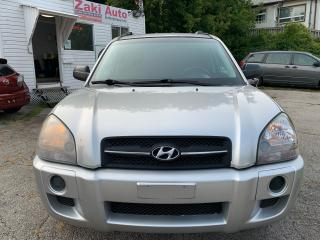 Used 2008 Hyundai Tucson Safety Certification included Asking Price GL for sale in Toronto, ON