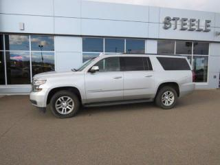 Used 2015 Chevrolet Suburban LT for sale in Fredericton, NB