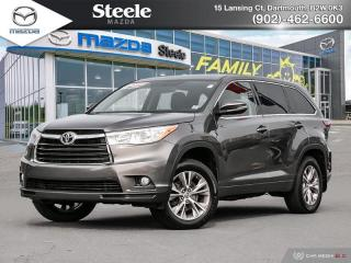 Used 2015 Toyota Highlander LE  (Unlimited Km Engine Protection) for sale in Dartmouth, NS