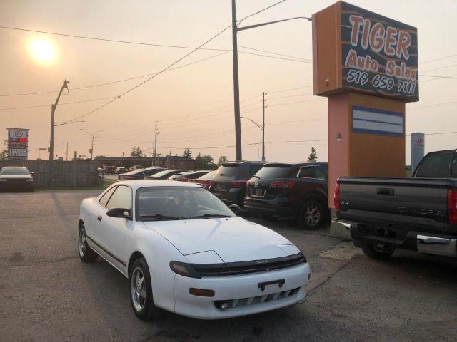 1991 Toyota Celica ST**MANUAL**NEWER BRAKES&TIRES**DRIVES GREAT*AS IS