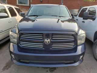 Used 2013 RAM 1500 Sport*AIR COOLED SEATS*HEATED STEERING WHEEL* for sale in Hamilton, ON
