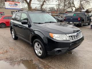 Used 2011 Subaru Forester X Convenience for sale in Toronto, ON