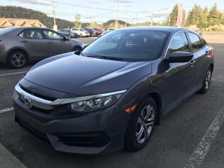 Used 2017 Honda Civic LX 4 portes CVT for sale in Val-David, QC