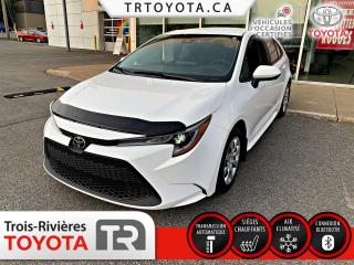 Used 2020 Toyota Corolla LE CVT for sale in Trois-Rivières, QC