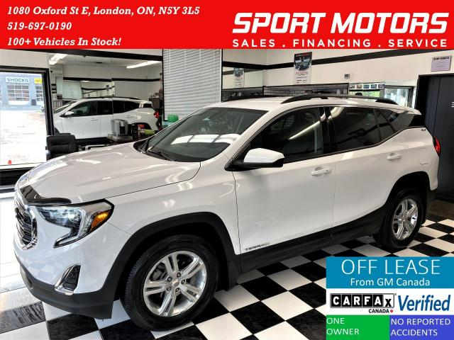 2019 GMC Terrain SLE+Apple Play+Xenons+Remote Start+ACCIDENT FREE