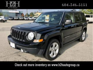 Used 2012 Jeep Patriot LIMITED for sale in Surrey, BC