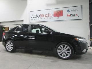 Used 2011 Kia Forte SX**CUIR**TOIT**CRUISE for sale in Mirabel, QC