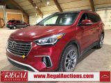 Photo of Red 2017 Hyundai Santa Fe