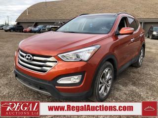 Used 2016 Hyundai Santa Fe Sport Limited 4D UTILITY AWD 2.0L for sale in Calgary, AB