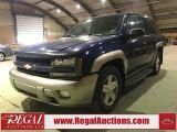 Photo of Blue 2003 Chevrolet TrailBlazer