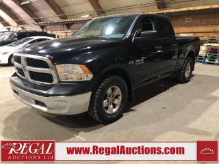 Used 2015 RAM 1500 4D Quad CAB 4WD for sale in Calgary, AB