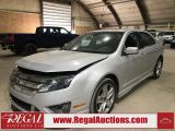 Photo of Silver 2010 Ford Fusion