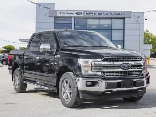 New 2020 Ford F-150 LARIAT 502A FX4 CHROME TRLR TW PKGS | MOONROOF for sale in Winnipeg, MB