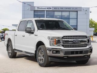 New 2020 Ford F-150 XLT 302A FX4 TRAILER TOW XTR PKGS | NAV for sale in Winnipeg, MB