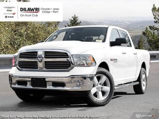 Used 2018 RAM 1500 SLT PLUS CREW 4X4 w/ Comfort & Lux Grp & 20 Rims for sale in Nepean, ON