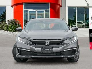 New 2020 Honda Civic LX for sale in Winnipeg, MB