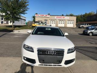 Used 2009 Audi A4 for sale in Toronto, ON