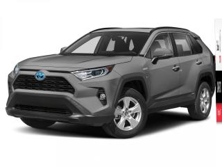 New 2020 Toyota RAV4 Hybrid XLE XSE PACKAGE for sale in Winnipeg, MB