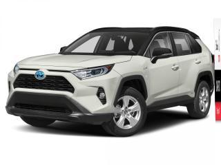 New 2020 Toyota RAV4 Hybrid XLE XSE PACKAGE W/TWO TONE for sale in Winnipeg, MB