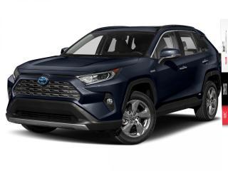 New 2020 Toyota RAV4 Hybrid Limited STANDARD PACKAGE for sale in Winnipeg, MB