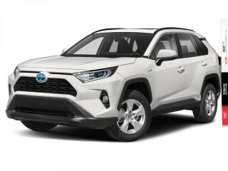 New 2020 Toyota RAV4 Hybrid LE STANDARD PACKAGE for sale in Winnipeg, MB