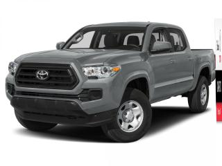 New 2020 Toyota Tacoma 4x4 Double Cab Auto SB TRD OFF ROAD PKG for sale in Winnipeg, MB