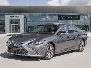 New 2020 Lexus ES 300h Premium for sale in Winnipeg, MB