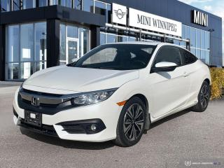 Used 2017 Honda Civic EX-T Turbo! 4 New Tires! for sale in Winnipeg, MB