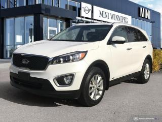 Used 2016 Kia Sorento LX+ Back Up Camera! All Wheel! for sale in Winnipeg, MB