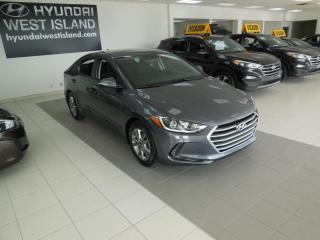 Used 2018 Hyundai Elantra GL AUTO MAGS A/C BT APPLE PLAY ANDROID A for sale in Dorval, QC