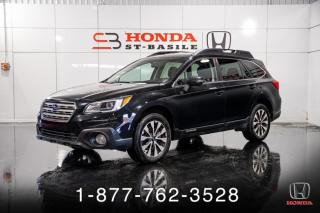 Used 2016 Subaru Outback 3.6R + LIMITED + CUIR + TOIT + MAGS + WO for sale in St-Basile-le-Grand, QC