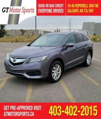 Used 2017 Acura RDX Tech Pkg | $0 DOWN - EVERYONE APPROVED! for sale in Calgary, AB