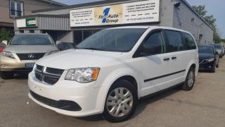 Used 2016 Dodge Grand Caravan CANADA VALUE PACKAGE for sale in Etobicoke, ON